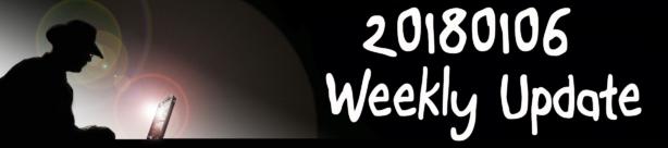 20170106 Weekly Update